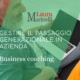 Passaggio generazionale - Business coaching