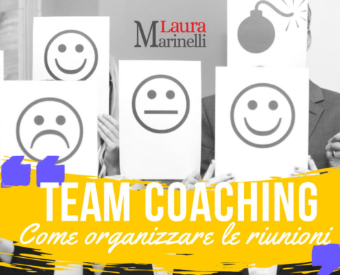 Team coaching per i meeting aziendali